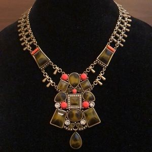 Silpada K&R Statement Necklace